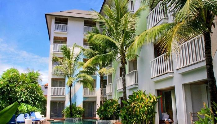 Bliss Surfer Thematic Hotel Bali - Kolam Renang