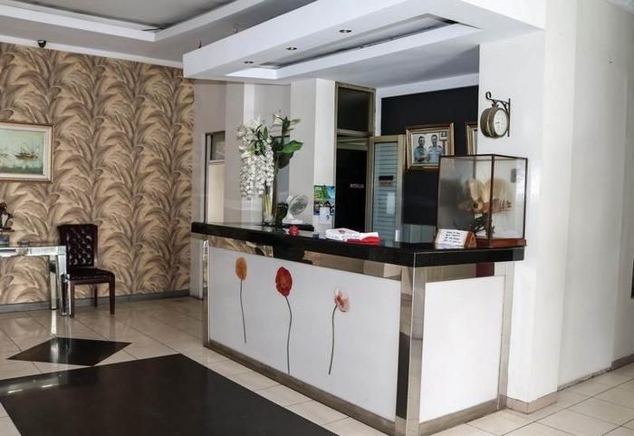 NIDA Rooms Tanah Abang Aipda KS Tubun - Resepsionis