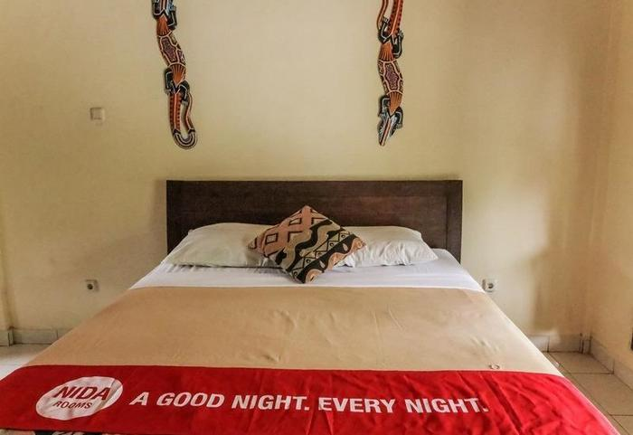 NIDA Rooms Melasti 39 Kuta Selatan Bali - Kamar tamu