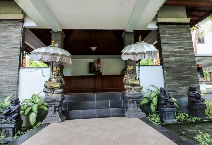 NIDA Rooms Melasti 39 Kuta Selatan Bali - Pemandangan Area