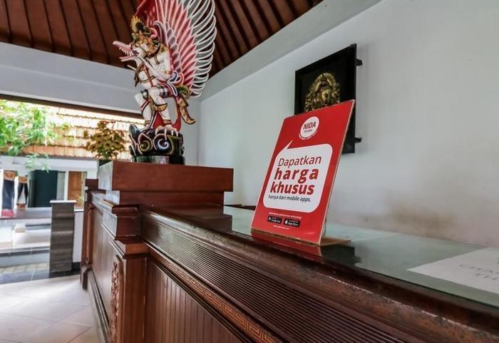 NIDA Rooms Melasti 39 Kuta Selatan Bali - Resepsionis