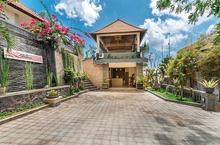 Tinggal Premium Jungut Batu Bali - Eksterior