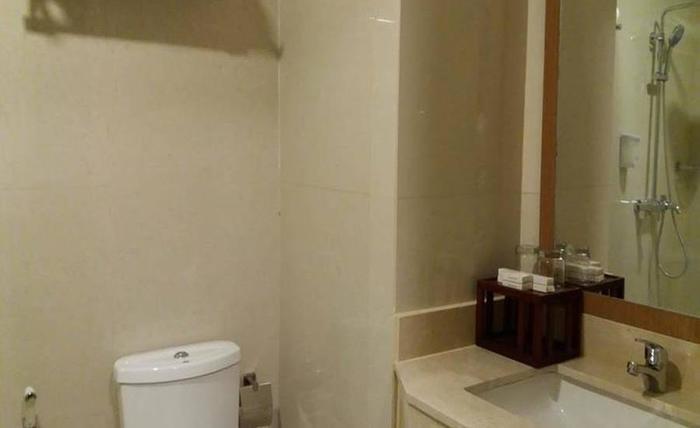 D'Senopati Malioboro Grand Hotel Yogyakarta - Kamar mandi