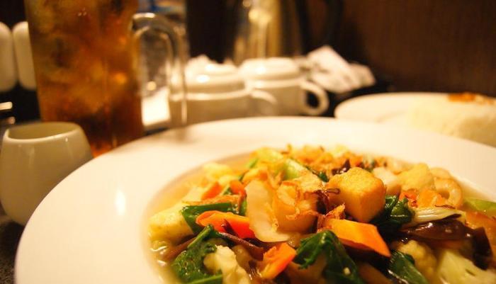 D'Senopati Malioboro Grand Hotel Yogyakarta - Makan Malam