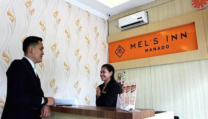 Mel's Inn Manado - Front Desk 24 Jam