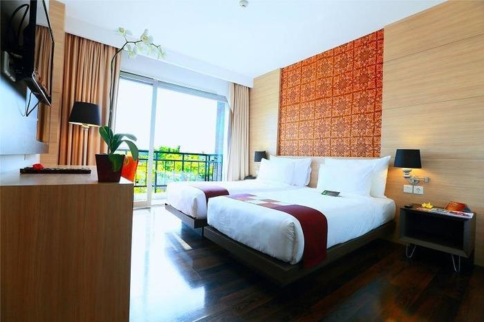 bHotel Bali & Spa - Deluxe Balkon