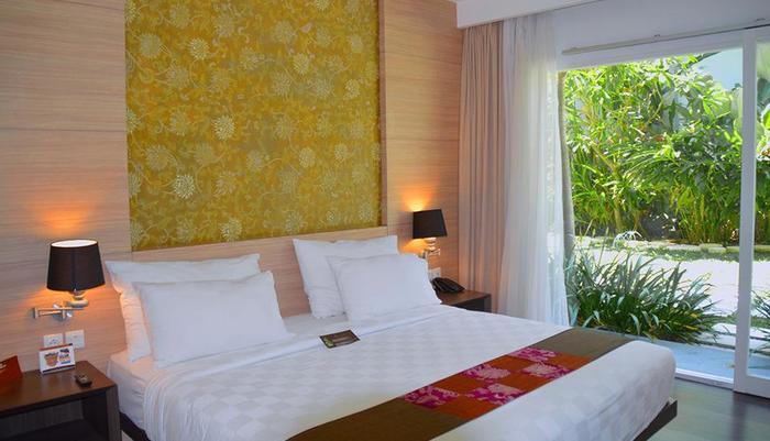b Hotel Bali - Deluxe Garden Terrace