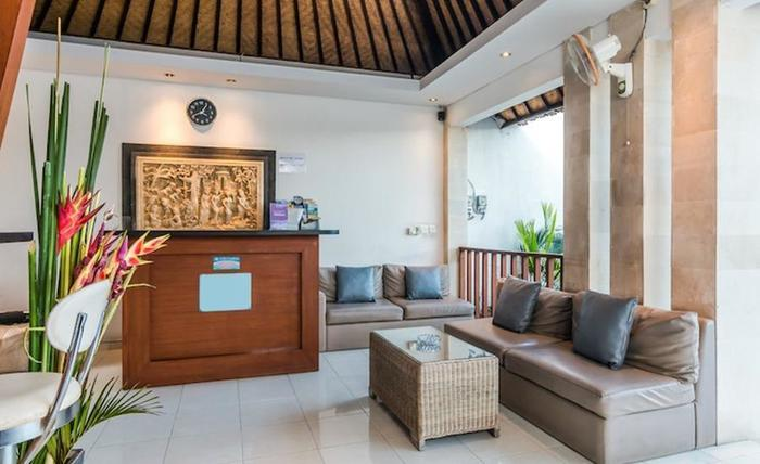 Tinggal Standard Jalan Dewi Sri IV Legian - Interior