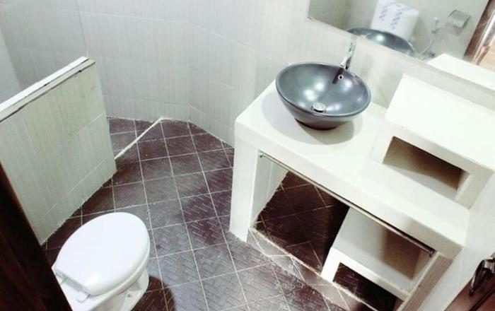 Amerta Giri Wonosobo - Kamar mandi