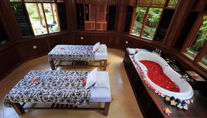 Bhuwana Ubud Hotel Bali - Ruang Spa