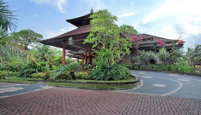 Bhuwana Ubud Hotel Bali - Lobby