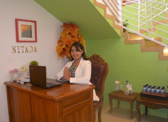 Nitada Hotel & Residence Yogyakarta - Resepsionis