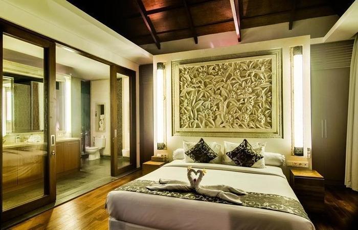 Citrus Tree Villas - La Mer Bali - Kamar