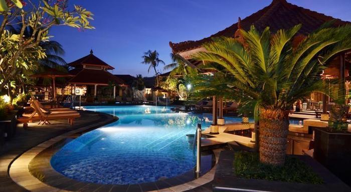 Kuta Beach Club Hotel Bali -
