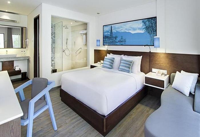 Kuta Beach Club Hotel Bali - Club Twin or Double Room