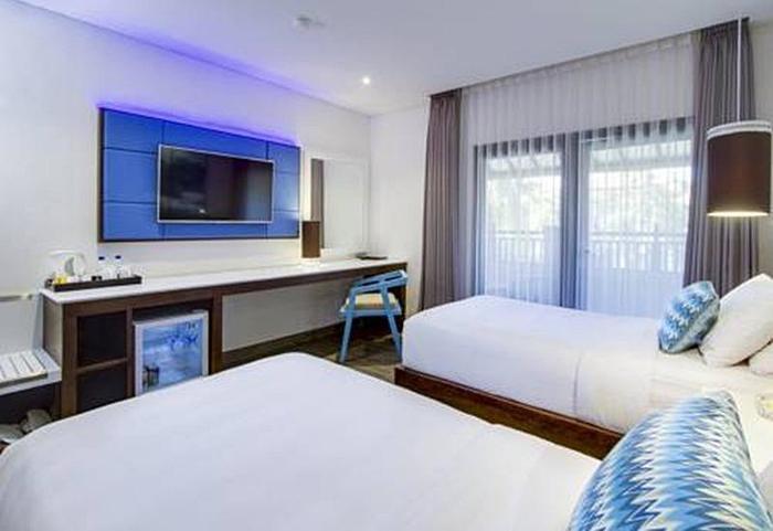 Sol House Bali Kuta - Club Twin or Double Room