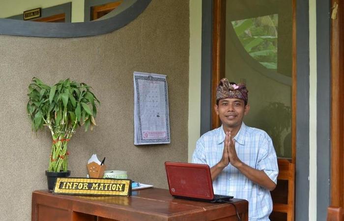 Komang Homestay Bali - Lobby