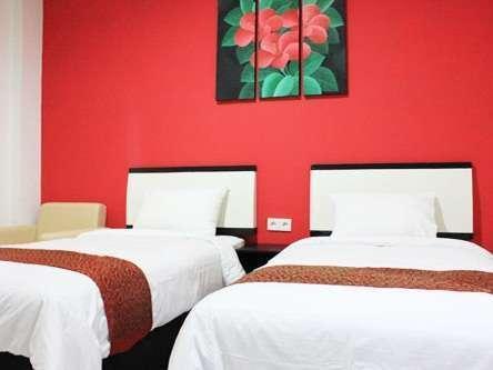 Budhi Hotel Bali - Tempat Tidur Twin