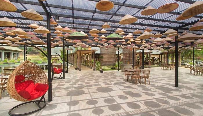 The Wujil Resort & Conventions Semarang - Restaurant Hall Gazebo