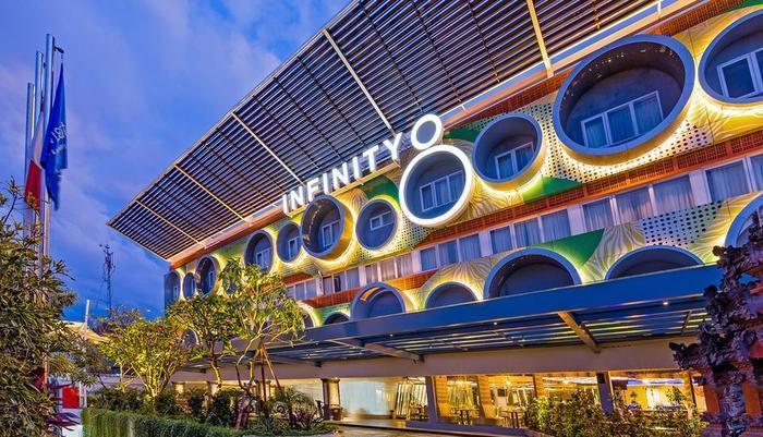 Kila Infinity 8 Bali - Penampilan