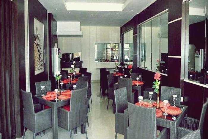 Belagri Hotel Sorong - Ruang Makan