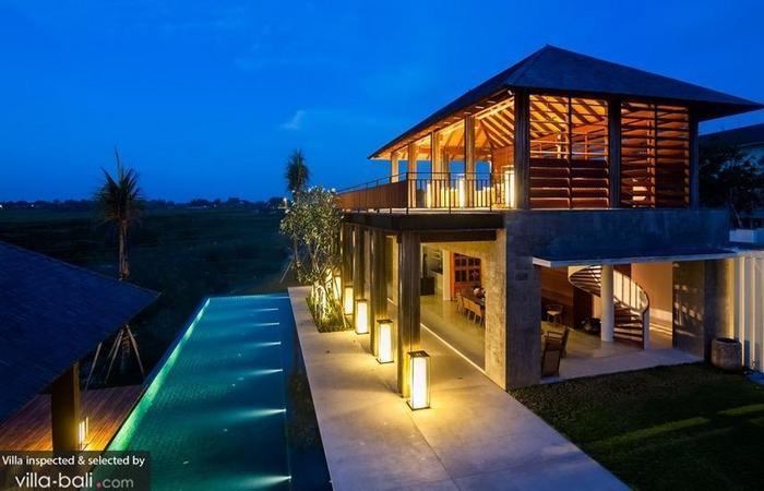 Ambalama Villa Bali - Eksterior