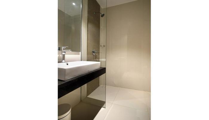 Gets Hotel Semarang - Bathroom