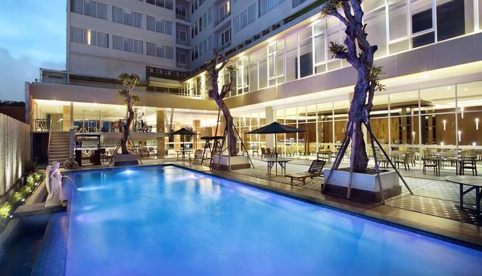 Gets Hotel Semarang - Pool