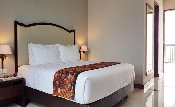 Allium Cepu Hotel Blora - Kamar tamu