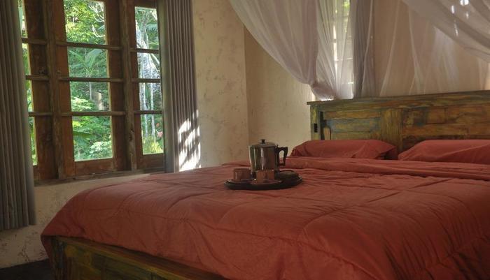 Loka Cita Eco Lodge Bali - kamar