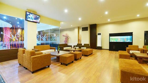 Hotel Wixel Kendari - Restoran