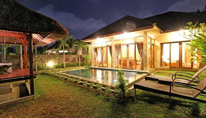 Bhanuswari Resort & Spa Bali - Eksterior