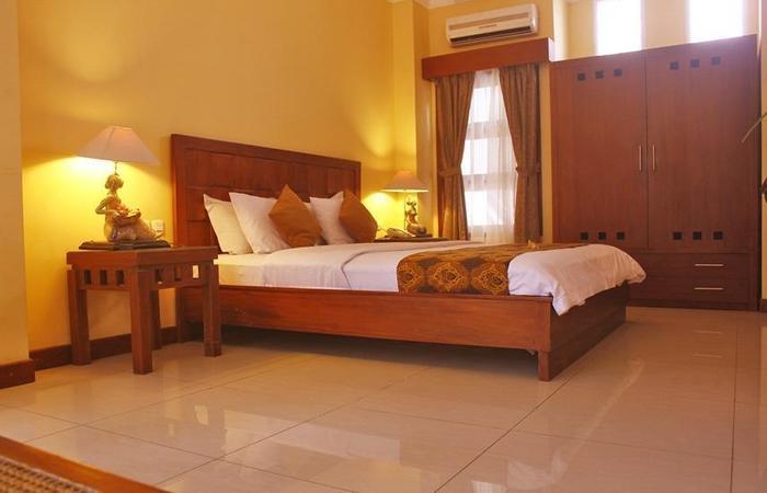 De Solo Hotel Solo - Kamar Deluxe Suite