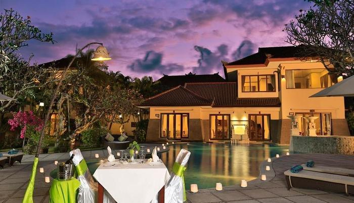 The Citta Luxury Residence Bali - Exterior