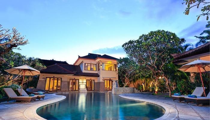 The Citta Luxury Residence Bali - Pool Area