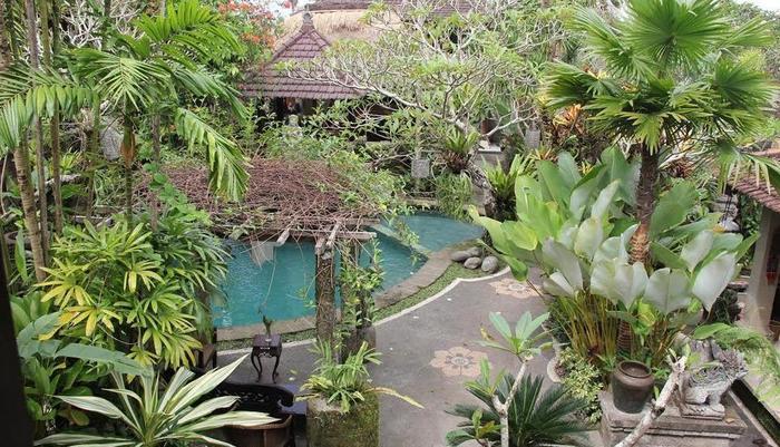 Fibra Inn Bungalows Bali - Kolam Renang