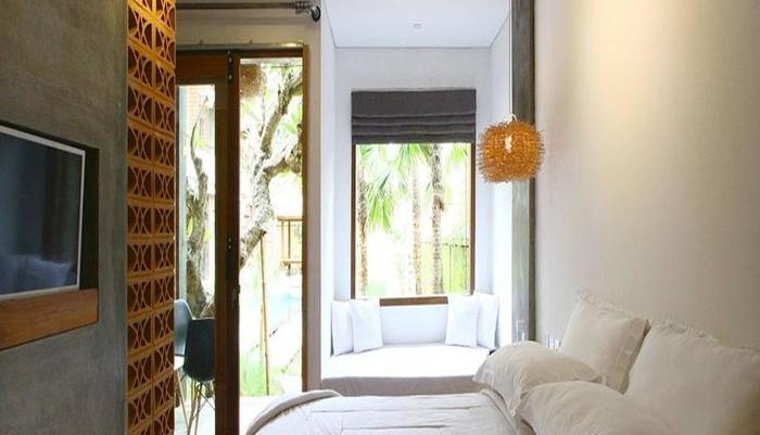 Mangosteen - Citrus Tree Bed and Breakfast Bali - Kamar tamu