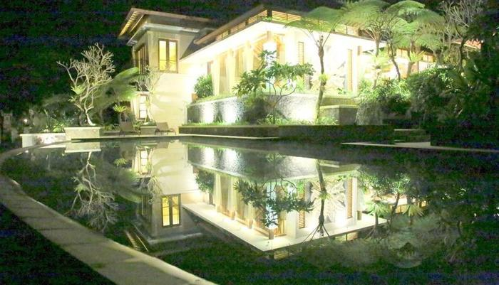 Andakara Villa Bali - Pool