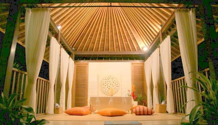 Andakara Villa Bali - Bedroom