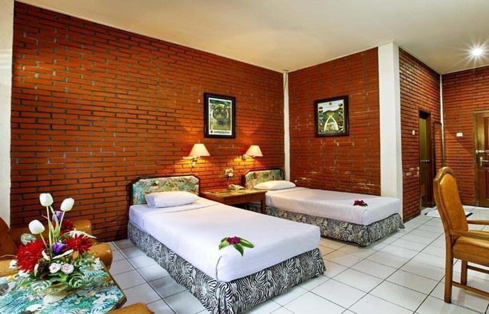 Royal Safari Garden Resort and Convention Bogor - Kamar