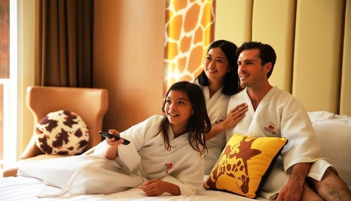 Royal Safari Garden Resort and Convention Bogor - sdf