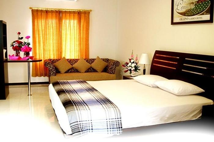 Ollino Garden Hotel Malang - Kamar Romantic