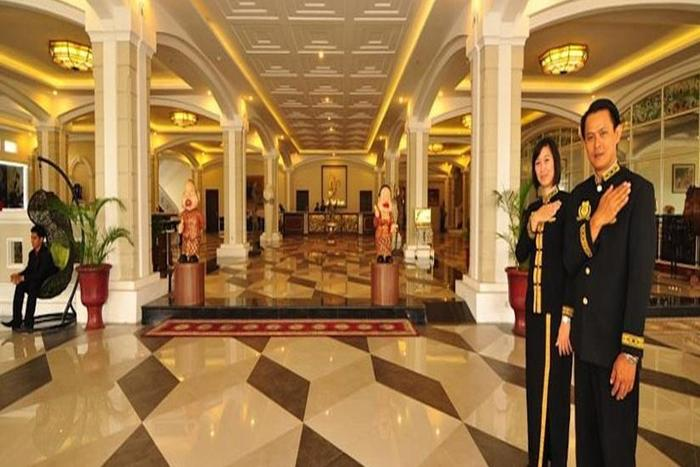 Hotel The Sahid Rich Jogja - Ucapan Selamat Datang