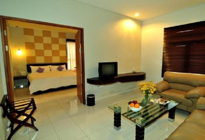 Aston Ketapang City Hotel Pontianak - room