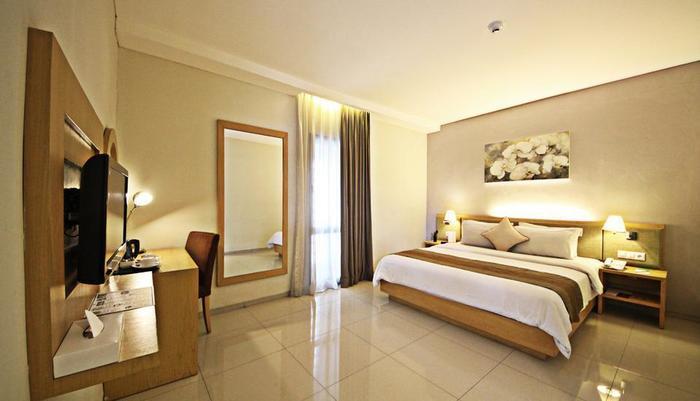 Anggrek Gandasari Hotel Bandung - KAMAR DELUXE