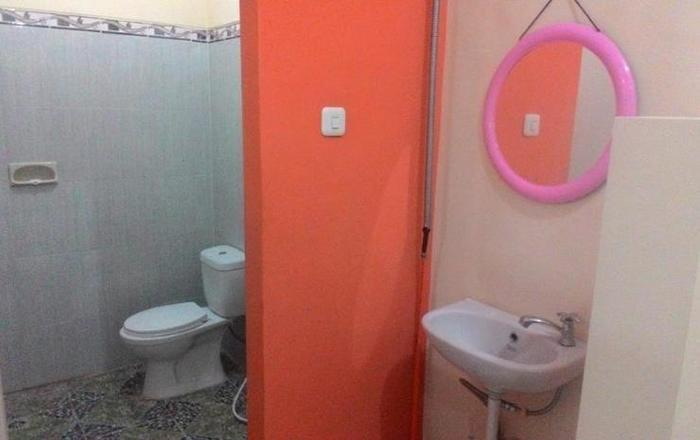 Wukir Mas Homestay Malang - Kamar mandi