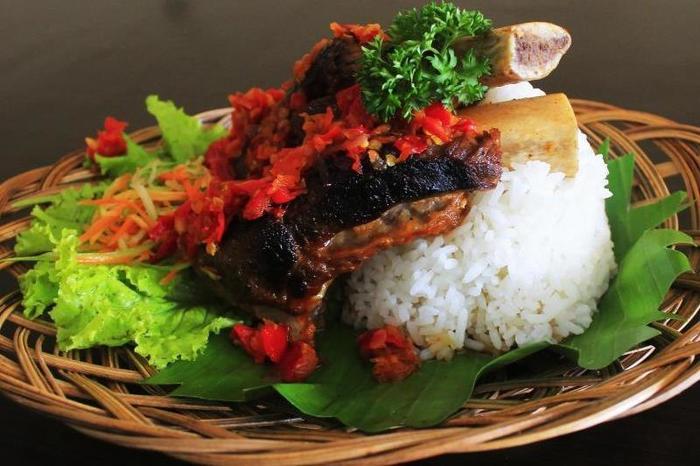 Bumi Tapos Resort Bogor - Food