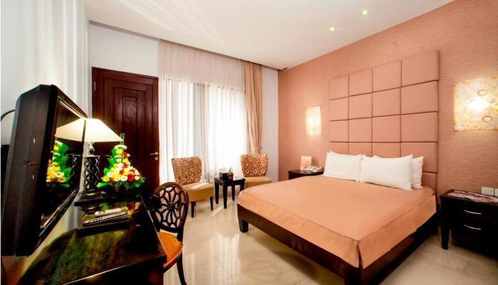 The Radiant Hotel Bali - Superior Room
