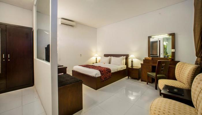 The Radiant Hotel Bali - Deluxe Room