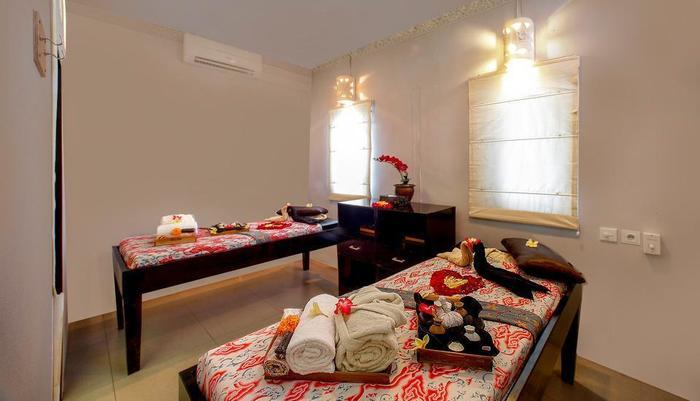 The Radiant Hotel Bali - Spa Room